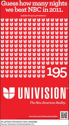 Advertisers, Take Note: Why Univision is the right choice for your ad dollars
