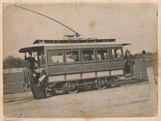 Box hill vic. Ran between Box hill & Doncaster 1889 _ 1896..