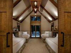 cabin designs and floor plans beds cool lamps underbed drawers storage pillows elegant rustic bedroom of Interesting Ideas for Cabin Designs and Floor Plans and Cabins to Observe to Get Them