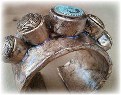Easy 4 Step Toilet Paper Cuff BraceletDIY Tutorial UDL20 T