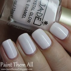 Paint Them All: Come As You Are - Part 4 (Ga-de NUDE Collection - Swatches, Review & Comparison) Glow Paint, My Nails, Swatch, Nail Polish, Nude, Painting, Beauty, Collection, Enamels