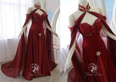 Star Trek Bridal Gown (back view) by Firefly-Path on DeviantArt Pretty Dresses, Beautiful Dresses, Fantasy Gowns, Fantasy Clothes, Character Outfits, Mode Outfits, Bridal Gowns, Designer Dresses, Ball Gowns