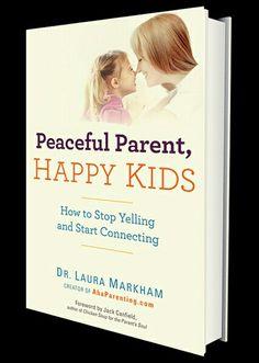 Peaceful parents, happy kids