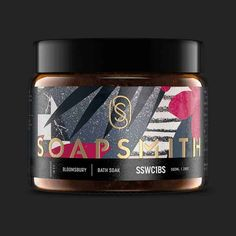 Bloomsbury Bath Soak – Soapsmith Amber Glass Jars, Coconut Milk Powder, Rose Water, Bloomsbury, Mugs Set, Body Wash, Body Lotion, Bath And Body, Essential Oils
