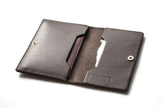 Passport Wallet - Abrahamsen handcrafted
