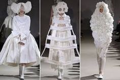 Image result for rei kawakubo fashion