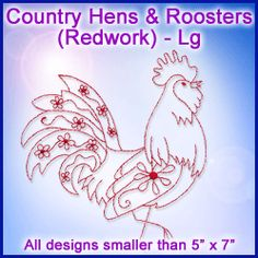 A Country Hens