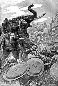War elephant - Wikipedia