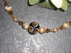 Ketten - Collier *SAHARA* - ein Designerstück von lilly10 bei DaWanda
