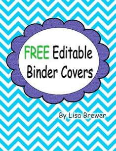 164 best binder covers images in 2018 organizations teacher