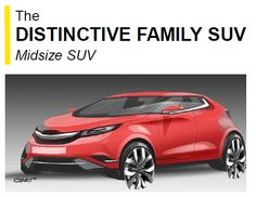 Future cars: Nevs Saab Distinctive Family Suv (midsize suv).