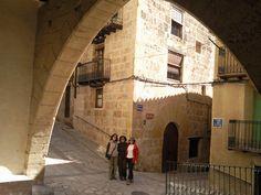 calles del matarraña  #Aragon
