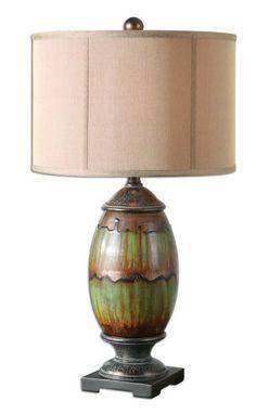 "Aria Table Lamp 30""h"