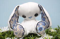 Bunny softie pattern $4.25