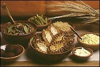 Do try this at home: We present the best of traditional Finnish cooking in recipe format. Finnish Recipes, Russian Recipes, Russian Foods, Finland Food, Recipe Format, Medieval Recipes, International Recipes, Recipe Collection, Food Dishes