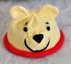 Ravelry: Bear Beanie - Newborn - 4 Years pattern by Wendy Goeckner