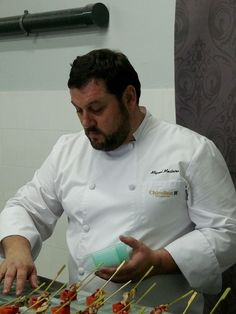 Miguel Mosteiro (Grupo Chicolino)