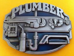 PLUMBER PIPE FITTER BENDING FITTING TOOS BELTS BUCKLES