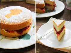 baker in disguise: Victoria Sandwich Sponge Cake... and 200 years of Jane Austen's Pride and Prejudice