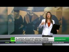 Comfort for Chaos: 'Al-Qaeda metastasize in Mid-East due to US War on Te...