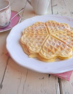 Ricetta waffle o gaufre