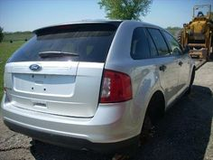 2011 Ford Edge being Parted Out from D&S Used Parts ini Blackstone, IL