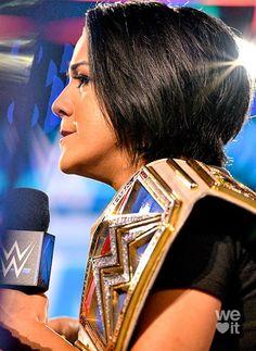 Bailey Wwe, Pamela Martinez, Queen Of The Ring, Becky Lynch, Wwe Divas, Role Models, Mma, Champion, Wrestling