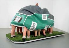 Os futuros apartamentos na cidade do Recife...  Arte e Arquitetura: Casas Macias / Brian Tolle (3)