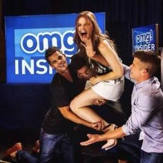 Teen Wolf Holland Roden, Daniel Sharman, Max Carver and Charlie Carver