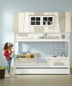 Hangout Bunk Bed By Lifetime Kidsrooms