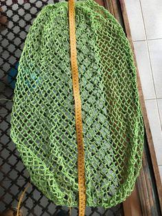 Patrón bolsa red de ganchillo - Costurea Blog Love Crochet, Knit Crochet, Crochet Market Bag, Diy And Crafts, Knitting, Bags, Crochet Pouch, Diy Home, Shopping