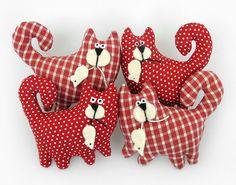 סיכת חתול בסגנון כפרי