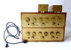 Marantz Audio Consolette mono preamps