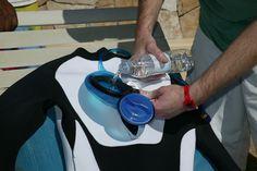 Humpbak's hydration wetsuit vest