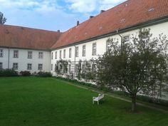 Innenhof Kloster Wülfinghausen