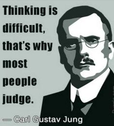PsycholoGenie provides a comprehensive list of some of the most famous Carl Jung quotes that delve into varied topics of psychology, religion, and consciousness. Wise Quotes, Quotable Quotes, Famous Quotes, Great Quotes, Quotes To Live By, Motivational Quotes, Inspirational Quotes, Judge Quotes, Positive Quotes