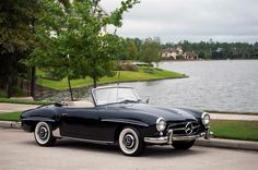 1955 Mercedes-Benz 190 SL to be auctioned at Motostagia's 2014 Grand Prix Auction November 1st at the Long center in Austin, TX