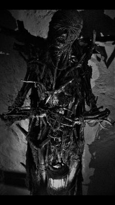 Blind Sentinel - The Scarecrow Catacombs - Halloween 2013 - Pumpkinrot