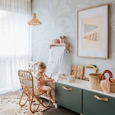 cutest playroom for kids