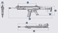 The Heckler & Koch HK433 at EnforceTac 2017 - The Firearm BlogThe Firearm Blog