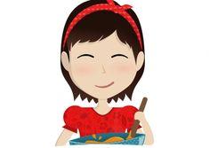Biscoito amanteigado 3 sabores ( Morango, Abacaxi e Nutella) - Dika da Naka Churros, Torta Banoffee, Food And Drink, Cooking Recipes, Panettone, Yogurt, Vanilla, Desert Recipes, Eton Mess