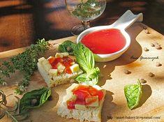 Конфитюр из помидоров с базиликом и перцем чили
