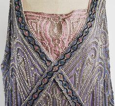Jeanne Lanvin - Robe - Broderies - 1923
