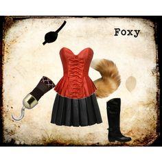 foxy cosplay porn