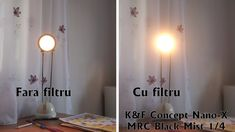 Filtru cinematic K&F Concept Nano-X MRC Black Mist 1/4 KF01.1519 Mists, Concept, Black, Home Decor, Decoration Home, Black People, Room Decor, Home Interior Design, Home Decoration