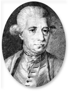Josef Myslivecek, composer, and older friend of Mozart's who greatly influenced his work.  http://www.toccataclassics.com/cms/tmp/thumbs/Josef-Myslivecek-240x-A2F55EB4.png