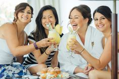 The activities in the lead up to your wedding can be just as fun. Let us find the perfect spot for the girls to celebrate. A cocktail brunch perhaps?