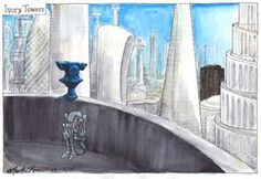 Martin Rowson on Theresa May and the Grenfell Tower fire – cartoon   Opinion   The Guardian