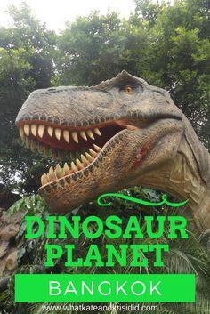 Dinosaur Planet. Bangkok