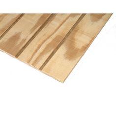 Center 32 Ft X 4 15 Ft Siding 8 Plywood X 8 Fir 11 T1 6